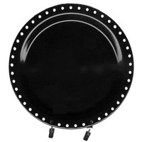 Bunn 03652.0000 Black Warmer Assembly - 120V, 100W