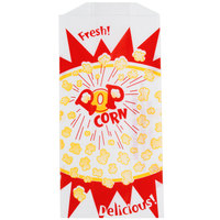 Paragon 1030 1.5 oz. Paper Popcorn Bag - 1000/Case