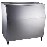 IMI Cornelius B 1048SS Ice Machine Bin 1000 Pound Stainless Steel