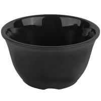 GET BC-70-BK Black Elegance 7 oz. Bowl - 48/Case