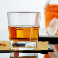 Libbey 15961 Optiva 7 oz. Stackable Rocks / Old Fashioned Glass - 12/Case