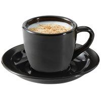 GET C-1004-BK Black Elegance 3 oz. Espresso Cup   - 48/Case