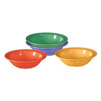 GET DN-904-MIX Creative Table Mardi Gras Assorted Colors 5 oz. Bowl / Monkey Dish - 48/Case