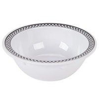 GET DN-902-X Creative Table Diamond Chexers 13 oz. Bowl - 48/Case