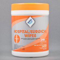 WipesPlus Hospital Surgical Wipes - 12/Case