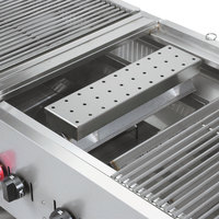 Crown Verity ZCV-SBK Stainless Steel Smoker Box Kit
