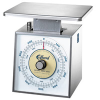Edlund MDR-1000 OP 1000 g Metric Portion Scale with Oversized 7 inch x 8 3/4 inch Platform
