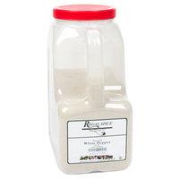 Regal Ground White Pepper - 5 lb.