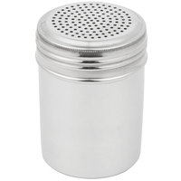 10 oz. Stainless Steel Shaker