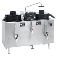 Bunn 20500.0001 U3 Twin 3 Gallon Coffee Machine Urn - 120/240V
