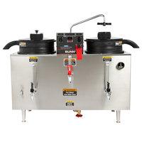 Bunn 20500.0001 U3 Twin 3 Gallon Coffee Machine Urn - 120/240V