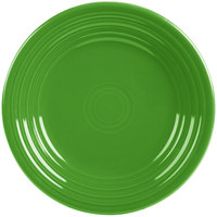 Homer Laughlin 465324 Fiesta Shamrock 9 inch China Luncheon Plate - 12/Case