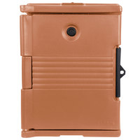 Cambro Camcarrier UPC400SP157 Coffee Beige Pan Carrier with Security Package