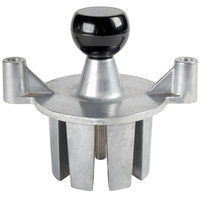 Vollrath 328 8 Section Core Head Push Block Assembly for Vollrath 808N Redco Wedgemaster