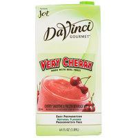 DaVinci Gourmet 64 oz. Very Cherry Real Fruit Smoothie Mix