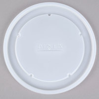 Dinex DX11868714 Classic Translucent Disposable Lid for Dinex DX1186 Classic 12 oz. Stackable Bowl - 1000/Case