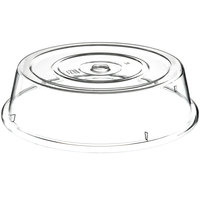 Carlisle 199407 12 inch Clear Plate Cover - 12/Case