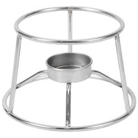 American Metalcraft CIFDR Stainless Steel Stand for CIFD Cast Iron Pot