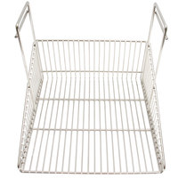 Frymaster 8102384 17 inch x 16 7/8 inch x 7 1/2 inch Chicken Fryer Basket