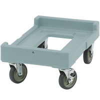 Cambro CD160401 Slate Blue Camdolly for Cambro Camcarriers