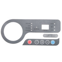 ARY VacMaster 979124 Replacement Instrument Panel Decal