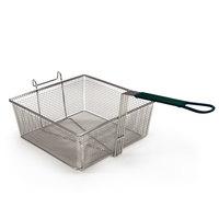 Frymaster 8030024 16 3/4 inch x 8 3/4 inch x 4 inch Twin Size Fryer Basket