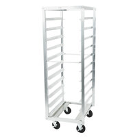 Metro RF23N 11 Pan End Load Aluminum Roll-In Refrigerator Rack
