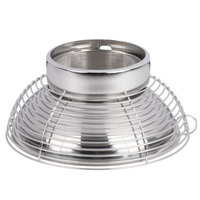 Avantco MX20GUARD Stainless Steel Replacement Bowl Guard for MX20 Mixer