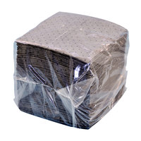 Spilfyter SFG-75 Streetfyter Universal Gray Heavy Weight Absorbent Pad - 100/Case