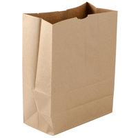 Duro 1/6 Brown Paper Barrel Sack Bag - 400/Bundle