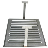 Frymaster 8236895 12 1/2 inch x 12 1/2 inch x 11 inch Chicken / Fish Tray for SM50G and D50G Fryers