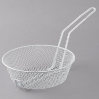 10 inch Coated Medium Mesh Breading Basket