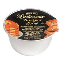 Dickinson's Breakfast Syrup - (100) 1 oz. Portion Cups / Case - 100/Case