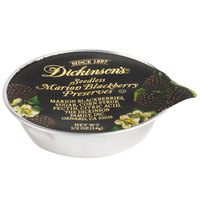 Dickinson's .5 oz. Seedless Marion Blackberry Preserves Portion Cups - 200/Case