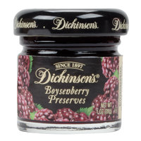 Dickinson's Boysenberry Preserves - (72) 1 oz. Glass Jars / Case