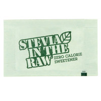 Stevia In The Raw Sweetener 1 Gram Packets - 1000/Case