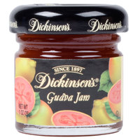 Dickinson's 1 oz. Guava Jam Jar - 72/Case