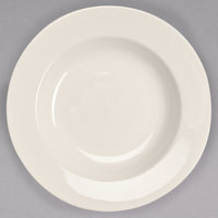 Homer Laughlin 39800 30 oz. Ivory (American White) Rolled Edge China Pasta Bowl - 12/Case