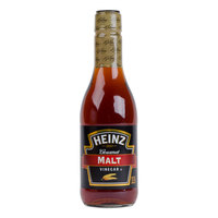 Heinz Malt Vinegar 12 oz. Glass Bottle - 12/Case