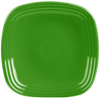 Homer Laughlin 920324 Fiesta Shamrock 9 1/8 inch Square China Luncheon Plate - 12/Case