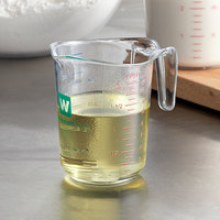 WebstaurantStore 1 Pint (2 Cups) Clear Polycarbonate Measuring Cup