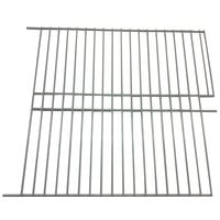 Beverage-Air 403-114D Stepped Divider for DW Series Bottle Coolers - 9 1/4 inch x 22 1/4 inch
