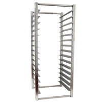 Turbo Air TSP-2224 Half Size Bun Rack for TSF-23SD Freezer - 7 Pan Capacity