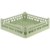 Vollrath 52680 Signature Full-Size Light Green 5 1/2 inch Medium Open Rack