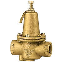Hatco QSPRVB Brass Pressure Reducing Valve with Bypass for Compact Electric Booster Water Heater