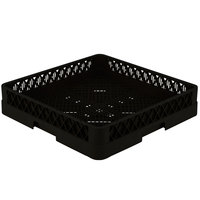 Vollrath TR2 Traex Full-Size Black Flatware Rack