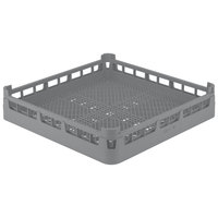 Vollrath 52671 Signature Full-Size Gray Flatware Rack