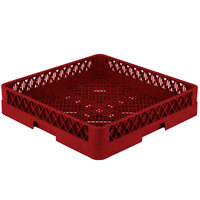 Vollrath TR2 Traex Full-Size Red Flatware Rack