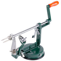 Matfer Bourgeat 215155 Apple Peeler / Slicer / Corer with Stainless Steel Blade and Suction Cup