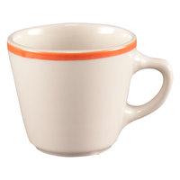 Homer Laughlin 1078084 Imperia 6.75 oz. Virginia Cup - 36/Case